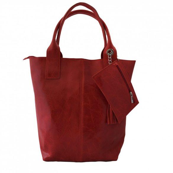 """""""Penelop"""" lazac Olasz bőr női shopper táska"""